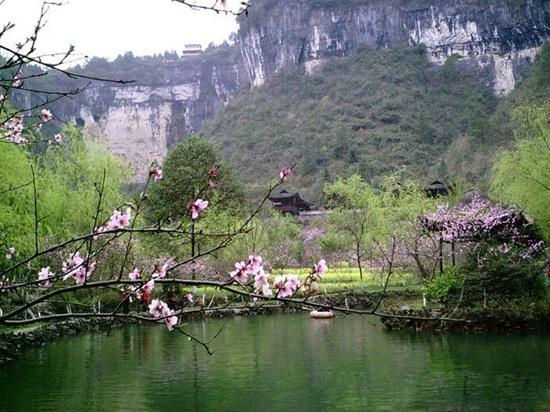 桃花江森林公园——《又唱浏阳河》拍摄现场