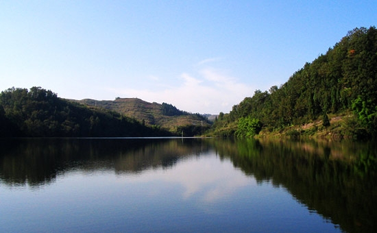 三仙湖的传说