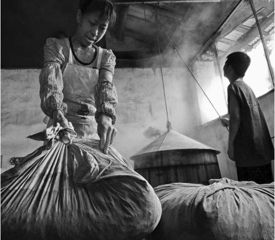 《我们的黑茶》摄影艺术展作品之茶工风采篇(三)