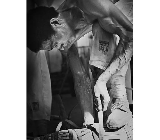 《我们的黑茶》摄影艺术展作品之茶工风采篇(五)