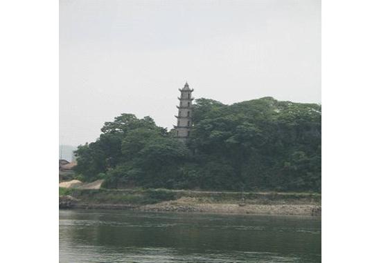 省级文物保护单位——跃龙塔