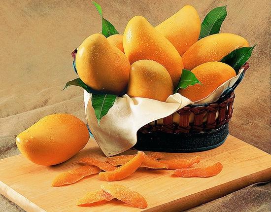 催熟芒果可放心吃